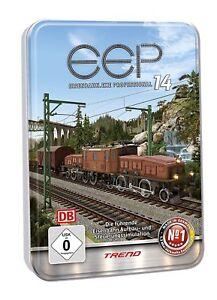 EEP 14 Eisenbahn.exe Professional: Eisenbahn-Simulation, Modellbahn-Simulation