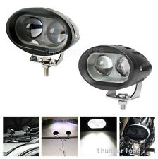 2x 20w Spot CREE LED Work Light Bar Autos Truck Bus 4WD SUV Driving Offroad Lamp