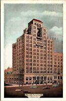 Vintage 1920's The Senator Hotel Building, Atlantic City New Jersey NJ Postcard