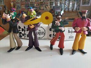 The Beatles McFarlane Toys Action Figures Series 2 Vintage Classics