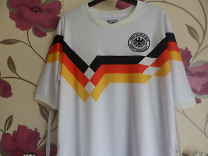 west germany 1990 vintage retro shirt 38 chest small