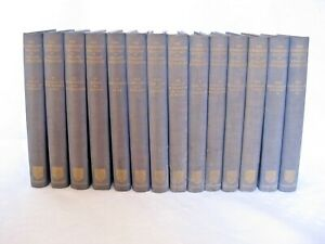 The Cambridge History of English Literature - All 15 Volumes incl index 1932