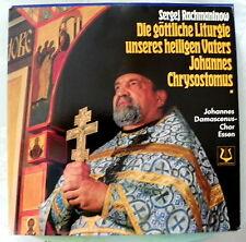 2 LP Die göttliche Liturgie unseres heiligen Vaters Johannes Chrysostomus