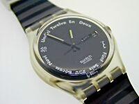 Swatch The Originals GK703 Gutenberg Watch 1992 Fall Winter Collection Unworn