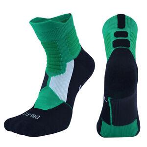 Men Women Fitness Basketball Running Bike Hiking Sport Socks Compression  R JN