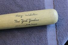"1960's Roy White New York Yankees Bat Day 29"" wood baseball bat"