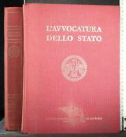 L'AVVOCATURA DELLO STATO. AA.VV. Istituto poligrafico e zecca dello stato.