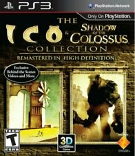 The ICO and Shadow of the Colossus Collection - Sony PlayStation 3 PS3