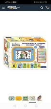 Lexibook Junior Tablet - Orange and Blue