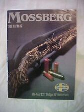 MOSSBERG 1998 CATALOG HAND GUNS, SHOTGUNS