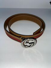 Gucci belt Used Authentic no box