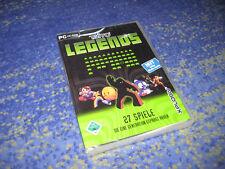 TAITO LEGENDS 27 Spiele PC Klassiker für PC mit Motiv Karte NEU und verschweist