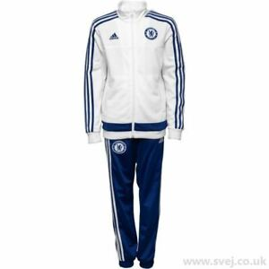 Chelsea Track Suit Adidas Kids Chelsea FC 3-4, 4-5, 5-6 years New with Tags