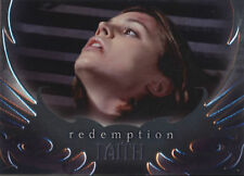 Angel Season 4 Redemptions Embossed Card R2 Faith