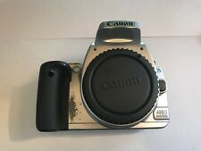 Cámara SLR Canon Eos Digital 400D Plata D para Reparaciones Repuestos &