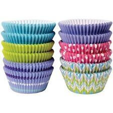 Pastel Assortment Standard Baking Cup Set 300 ct from Wilton #8123 - NEW