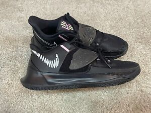 Nike Kyrie Low 3 Basketball Shoes Mens Size 12 Black/Metallic