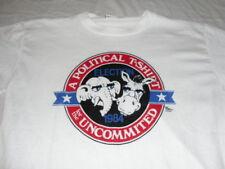 New listing Vtg 70's 80's Republican Elephant Election Thin T Shirt S 50/50 Dem Rep Usa