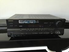***ONKYO TX-SR505 7.1 Home Theater HDMI Receiver & Five ONKYO SPEAKERS! HTIB!