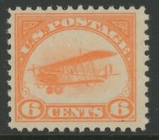 US AIRMAIL, MINT, #C1, OG NH,GREATCENTERING