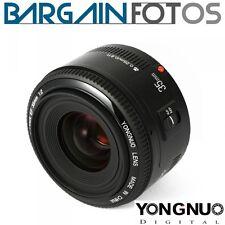 Objetivo Yongnuo EF 35mm f/2.0 para Canon | Bargain Fotos