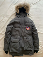Canada Goose Expedition Parka, Grey, Size XXS, AUTHENTIC