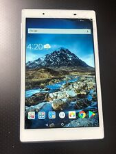 Lenovo tab 4 8 TB-8504F 8-inches Tablet WiFi 16GB Android White Damaged Screen!