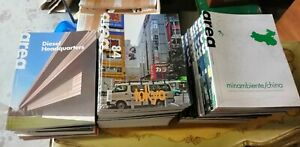 Rivista internazionale architettura design AREA 38 numeri + 9 supplementi