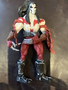 "Ripclaw Pitt Series 6""Figure Marvel Comic Book Heroes Legends"