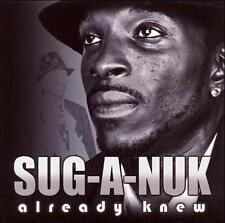 Sug-a-Nut : Already Knew CD