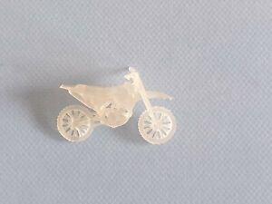Custom 1:64 Scale Resin Printed Motocross bike Hot wheels Matchbox