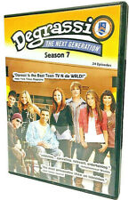 Degrassi -- The Next Generation -- Season 7 Complete -- 24-Episodes - 4-Disc Set