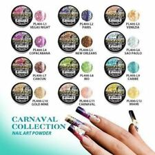 Mia Secret Acrylic Nail Powder 12 Colors Carnaval Collection