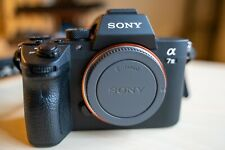 Sony a7 III 24.2 MP Full-Frame Mirrorless Digital Camera - Great Condition