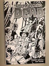 Walking Dead 2 15th Anniversary (Blind Bag) Samnee Black & White Variant VF/NM