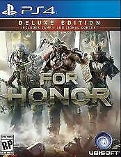 [NEW] PS4 For Honor Deluxe Edition R3 [CHI/ENG]