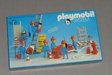Playmobil Klicky Set Feuerwehr in OVP 3403 NRFB MIB sealed
