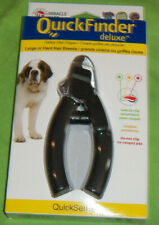 Miracle Care QuickFinder Deluxe safety dog nail clipper Large breed