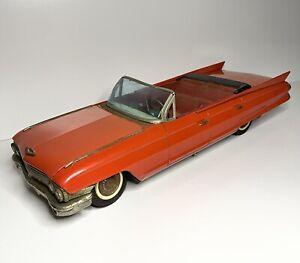 Rare Vintage 1961 Cadillac Convertible,Shioji SSS Japan(PARTS)or Project