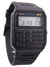 New Casio CA53-W Data Bank Calculator Men' s Watch Ca53