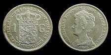 Netherlands - 1 Gulden 1915