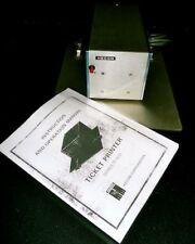 Hecon TP 900 Ticket Printer