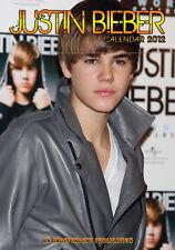 Justin Bieber Calendar 2012 New & Original Packaging