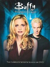Buffy the Vampire Slayer - Season 7 (DVD, 6-Disc Set) - Factory Sealed Gellar