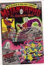 Metamorpho #11 comic  1967