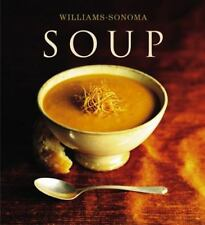 Williams Sonoma Collection: Soup by Diane Rossen Worthington (2001,...