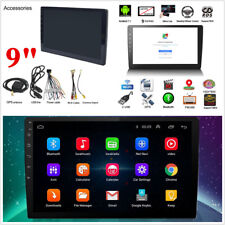 "Autoradio 2DIN 9"" touch screen lettore HD MP5 WIFI GPS ANDROID 7.1 4-Core 1+16G"