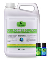 5 Gallons Disinfectant Spray Fogging Fogger Sanitizing Room Sanitizer SEE VIDEO!