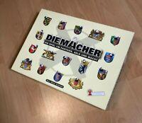 Die Macher - 1997 Hans Im Glück Brettspiel - 90er Spielzeug - Neuwertig Rarität