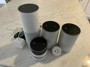 Grab bag of Amazon Echos and Dots! (mostly 2nd gen)